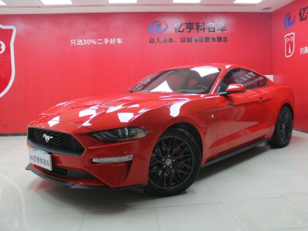 Mustang 2019款 2.3L EcoBoost